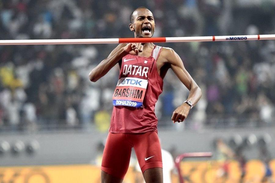 Mutaz Barshim (foto world athletics)