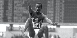 Bob Beamon (foto archivio storico)