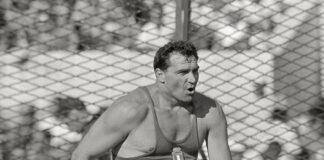 Adolfo Consolini (foto archivio storico)