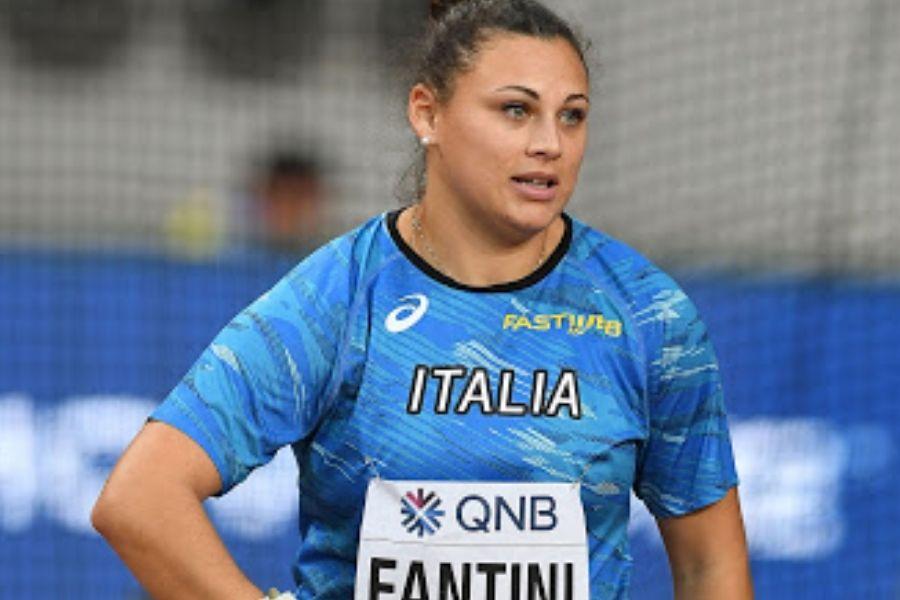 Sara Fantini (foto Colombo/FIDAL)