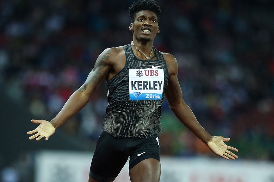 Fred Kerley (foto world athletics)