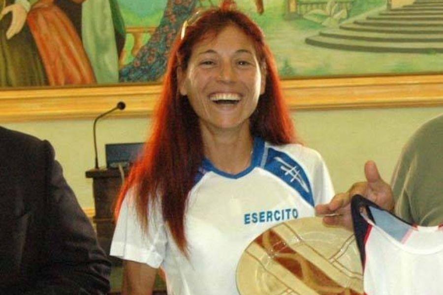 Vincenza Sicari (foto archivio da suo profilo facebook)