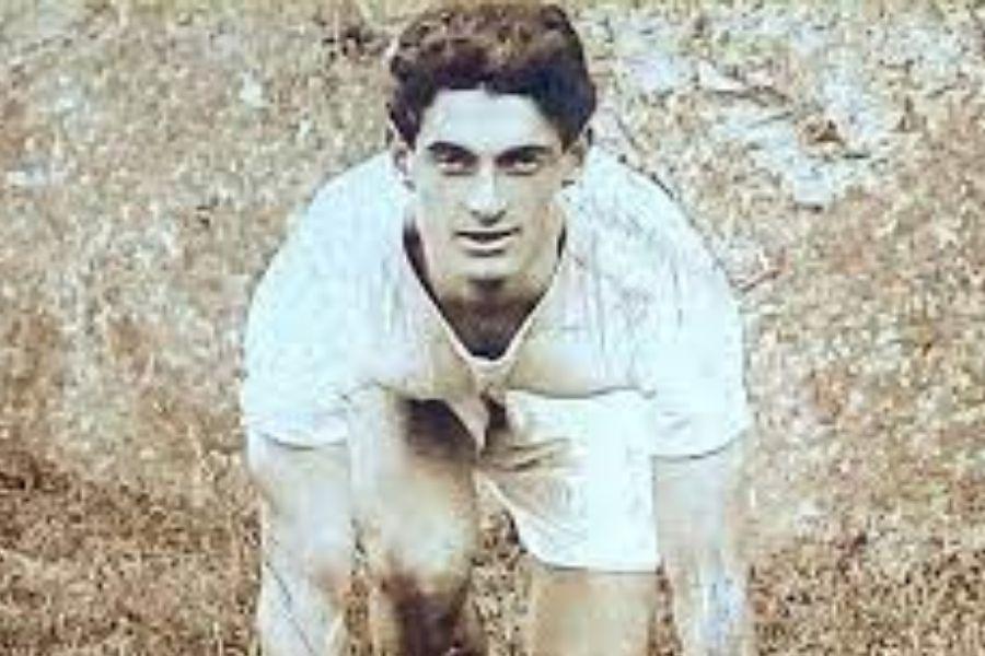 Emilio Lunghi (foto archivio epoca)