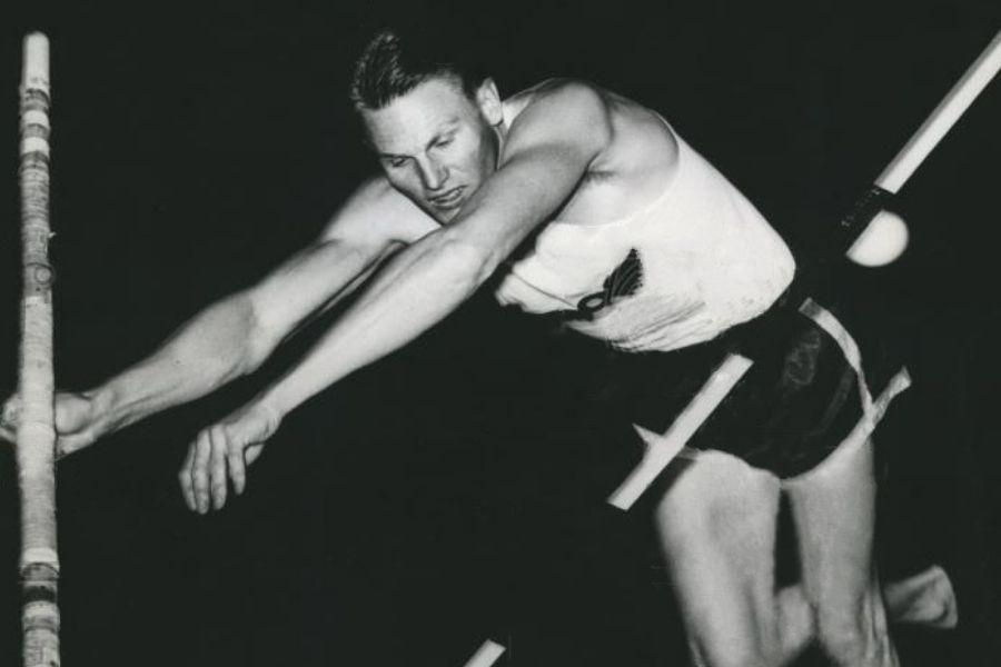 Cornelius Warmerdam (foto archivio storico)