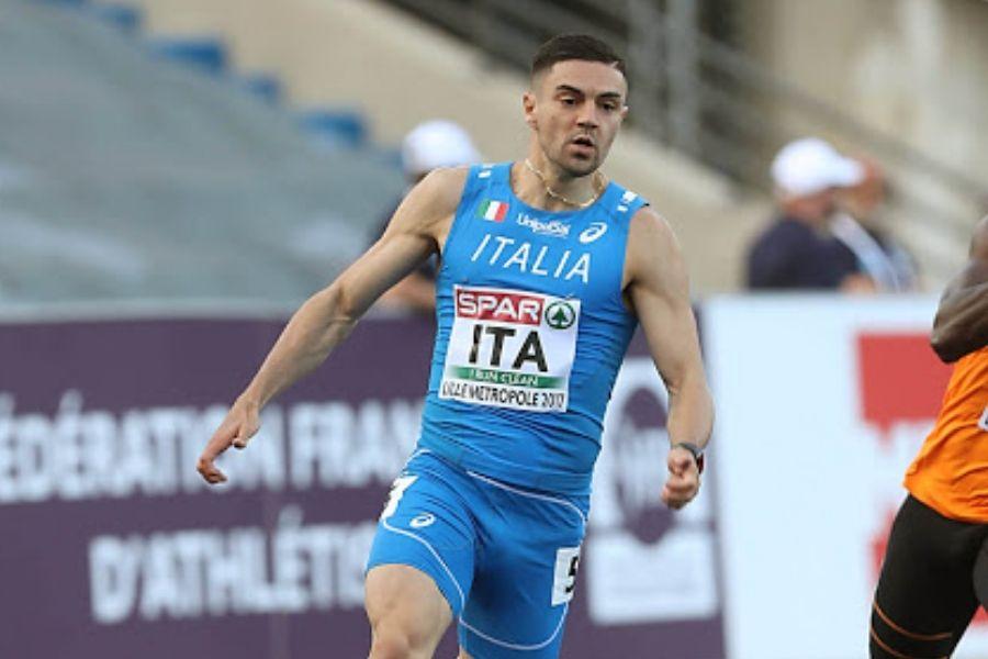 Antonio Infantino (foto FIDAL)