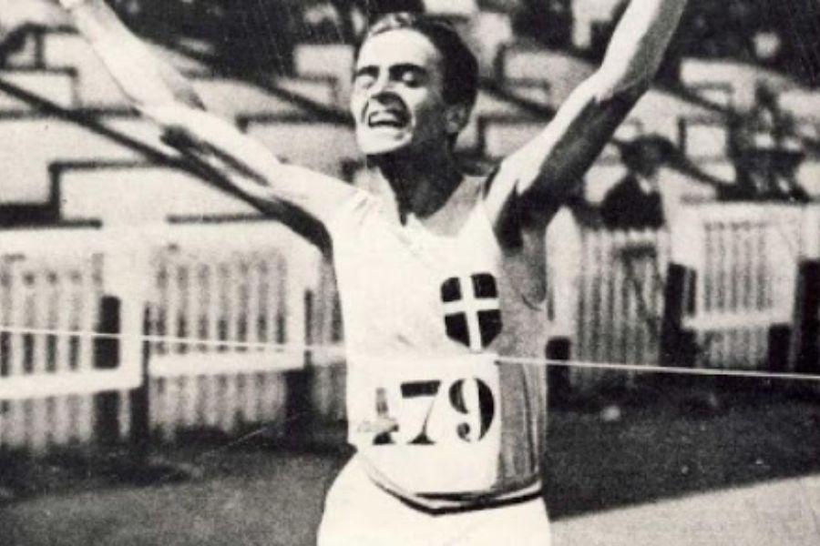 Ugo Frigerio (foto archivio storico)