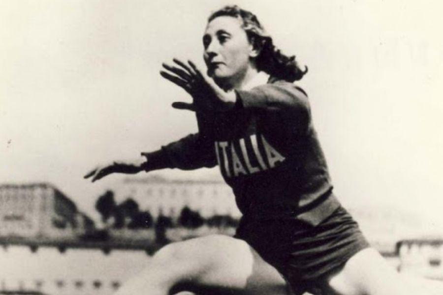 Ondina Valla (foto archivio storico FIDAL)