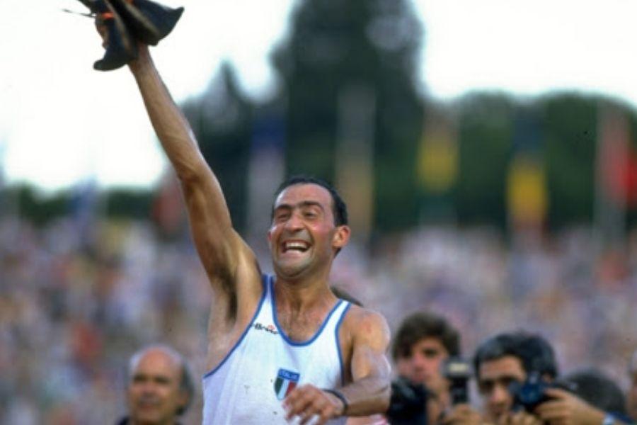 Maurizio Damilano (foto archivio storico FIDAL)