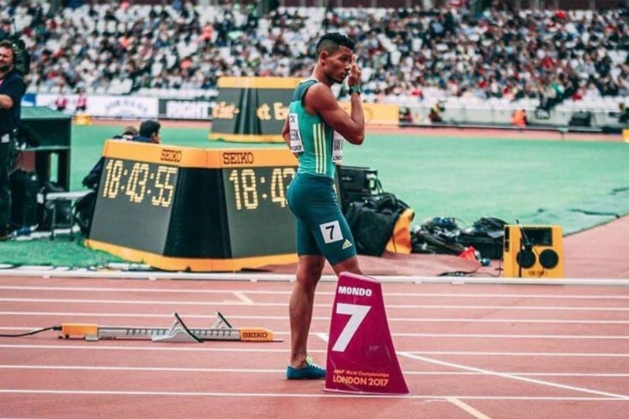Wayde Van Niekerk (foto World Athletics)