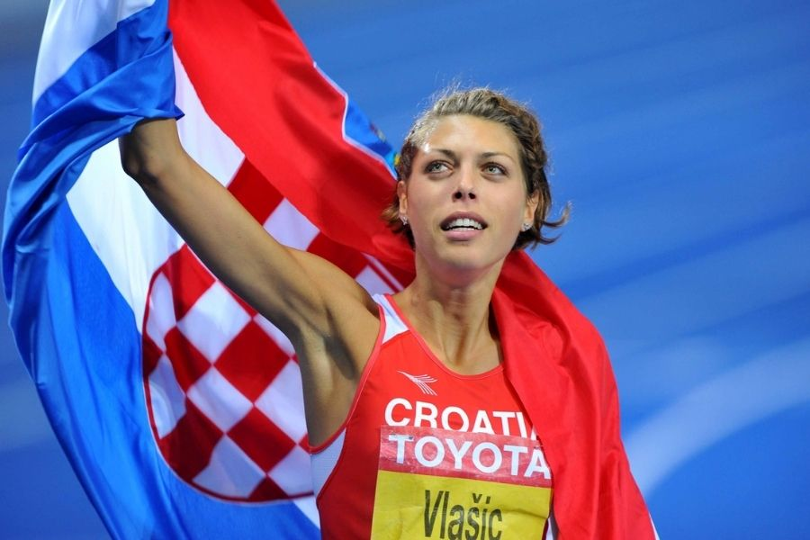 Blanka Vlasic (foto World Athletics)