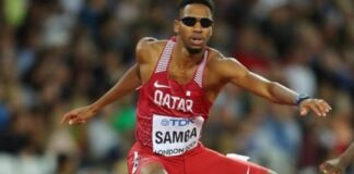 Abderrahman Samba (foto World Athletics)