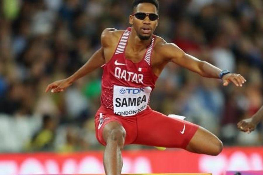 Abderrahman Samba (foto World Athletics)