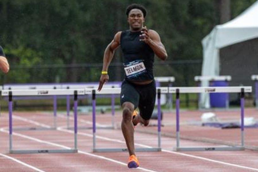 Kenny Selmon (foto World Athletics)