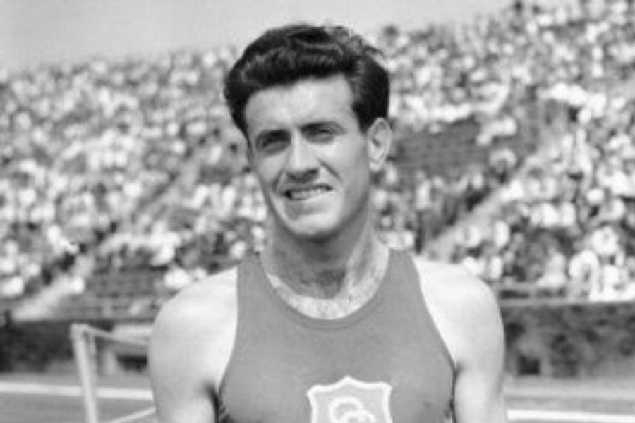 Louis Zamperini (foto archivio)