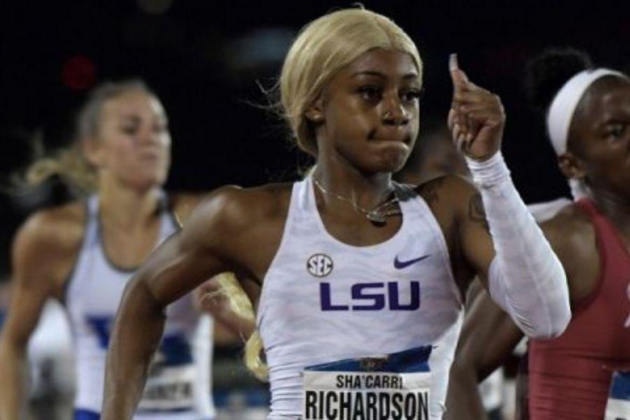 Sha'Carri Richardson (foto World Athletics)