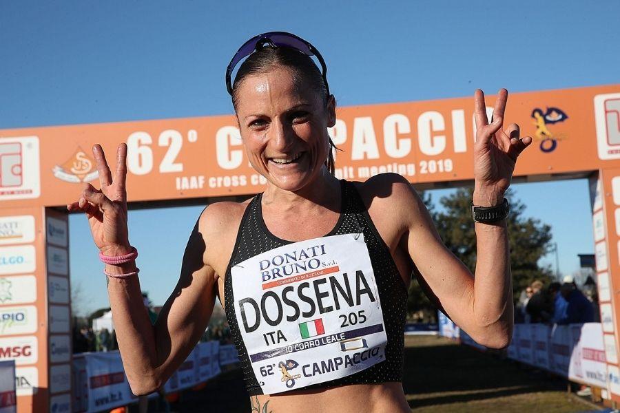 Sara Dossena (foto archivio Campaccio)