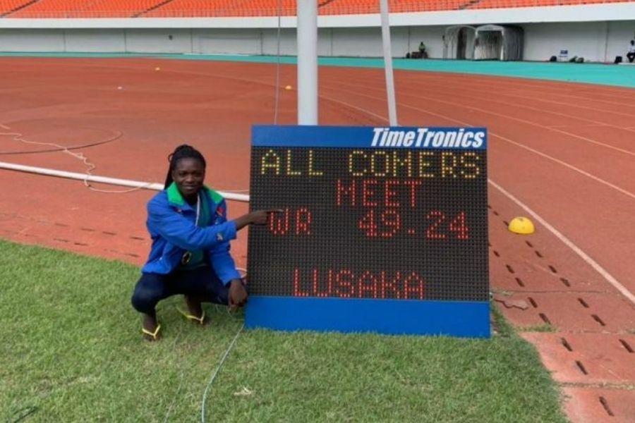 Christine Mboma (foto Watch Athletics)