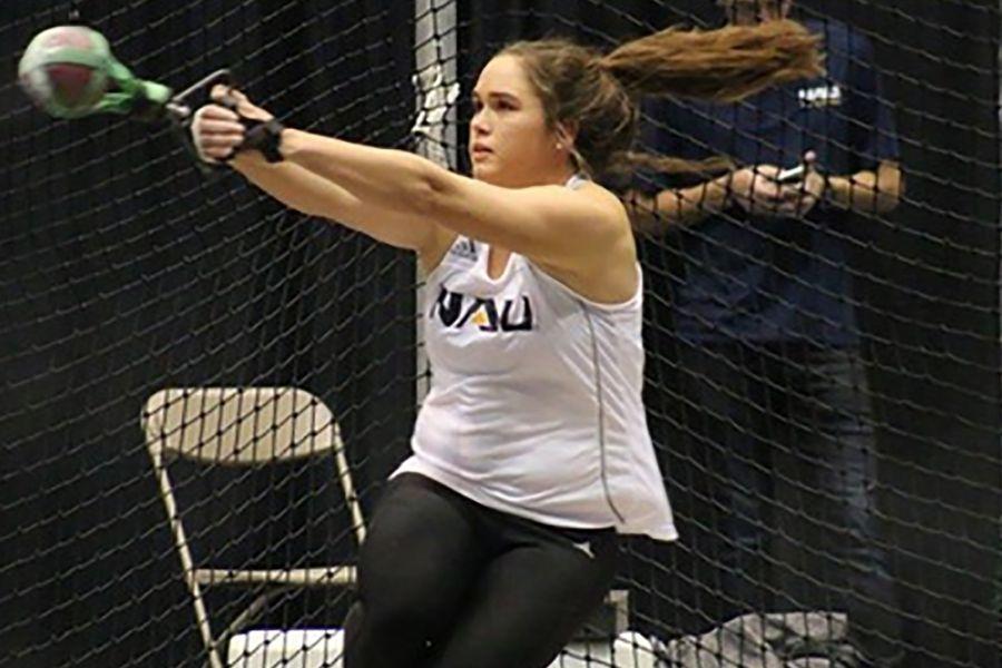Brooke Andersen (foto NAU athletics)