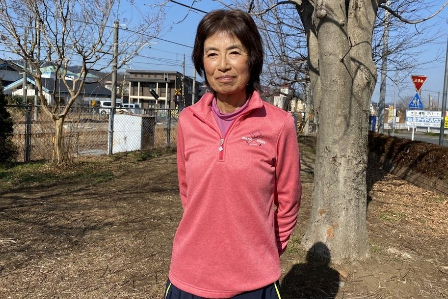 Mariko Yugeta (foto Brett Larner)