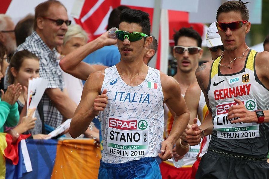 Massimo Stano (foto Colombo/FIDAL)