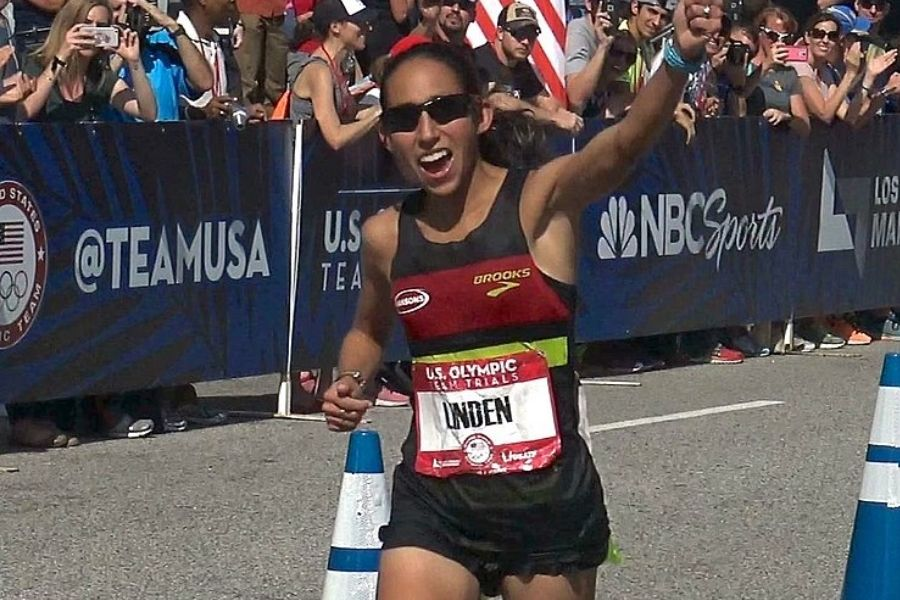 Desiree Linden (foto archivio)