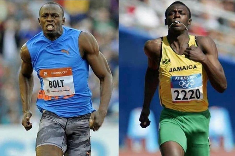 Usain Bolt (foto archivio personale)