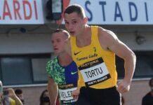 Filippo Tortu-Fastweb Cup 2020 (foto Giancarlo Colombo)