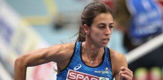 Eleonora Marchiando (foto Colombo/FIDAL)