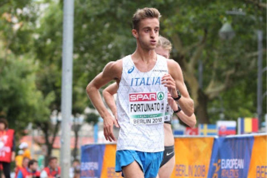 Francesco Fortunato (foto archivio FIDAL)