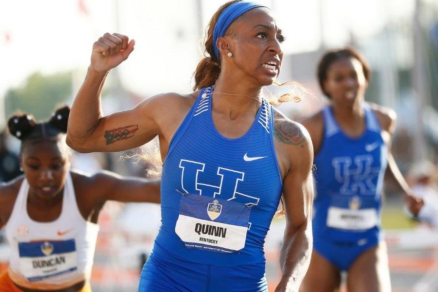 Jasmine Camacho Quinn (foto UK athletics)