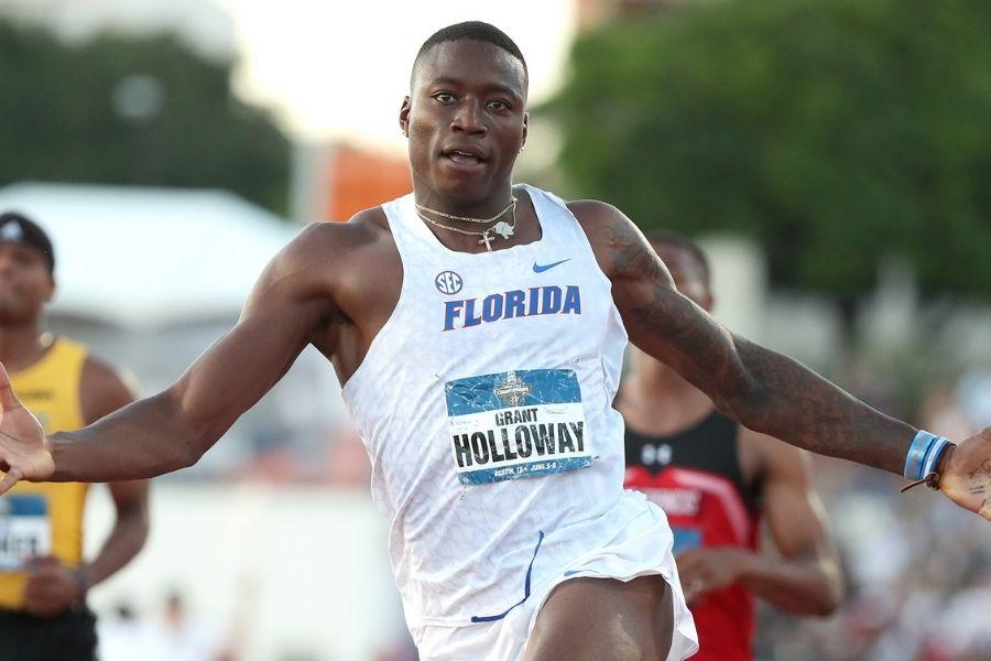 Grant Holloway (foto archivio)