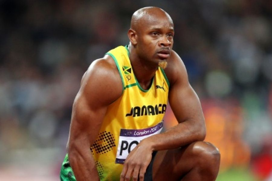 Asafa Powell (foto world athletics)