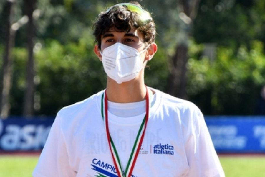 Matteo Guelfo (foto FIDAL)
