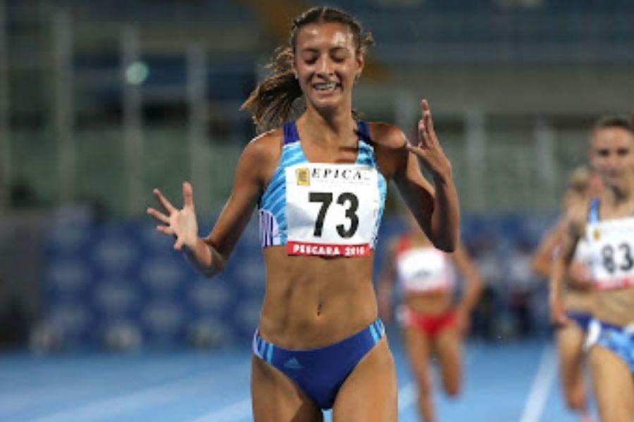 Nadia Battocletti (foto FIDAL)