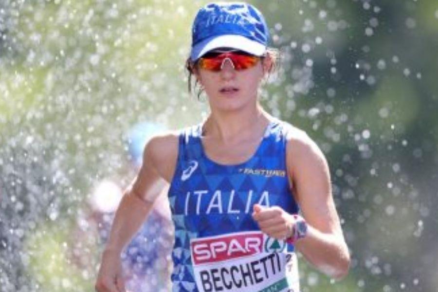 Mariavittoria Becchetti (foto archivio FIDAL)