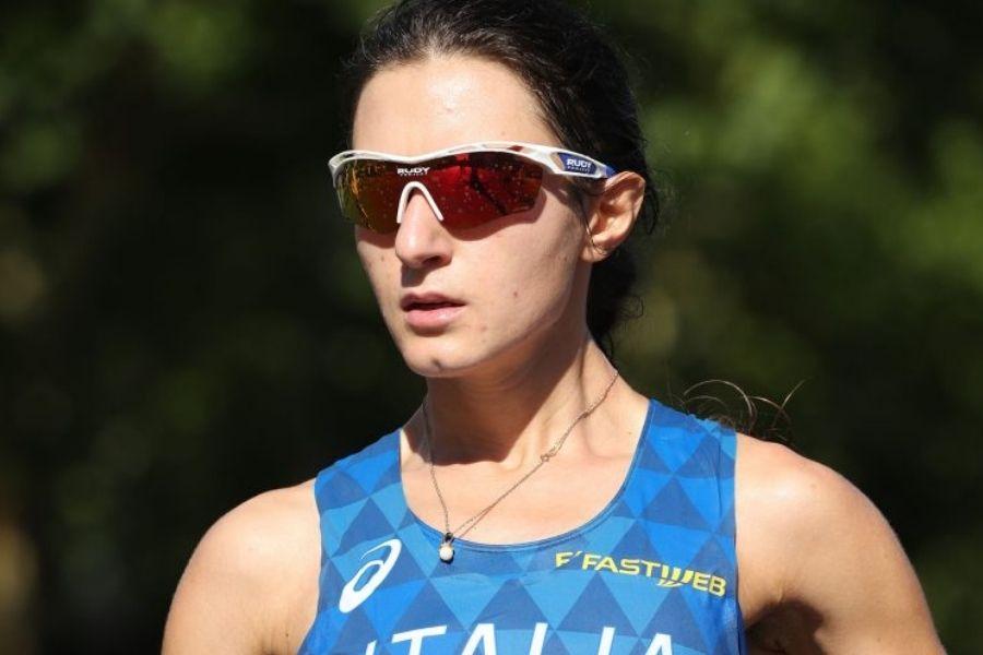 Mariavittoria Becchetti (foto Colombo/FIDAL)