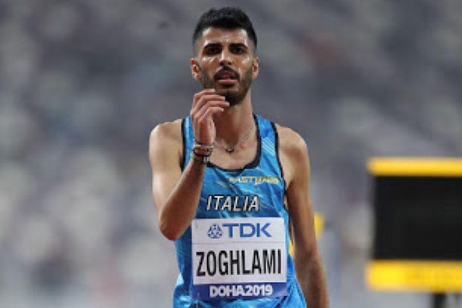 Osama Zoghlami (foto FIDAL/Colombo)