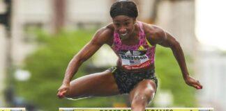 Kendra Harrison (foto World Athletics)