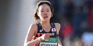 Mao Ichiyama (foto world athletics)