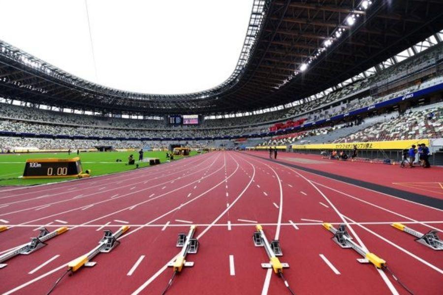 Stadio Olimpico Tokyo (foto World Athletics)