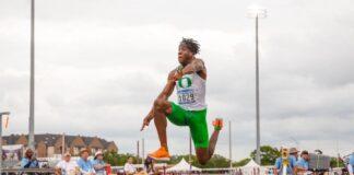 Emmanuel Ihemeje (foto Oregon Track and Field)