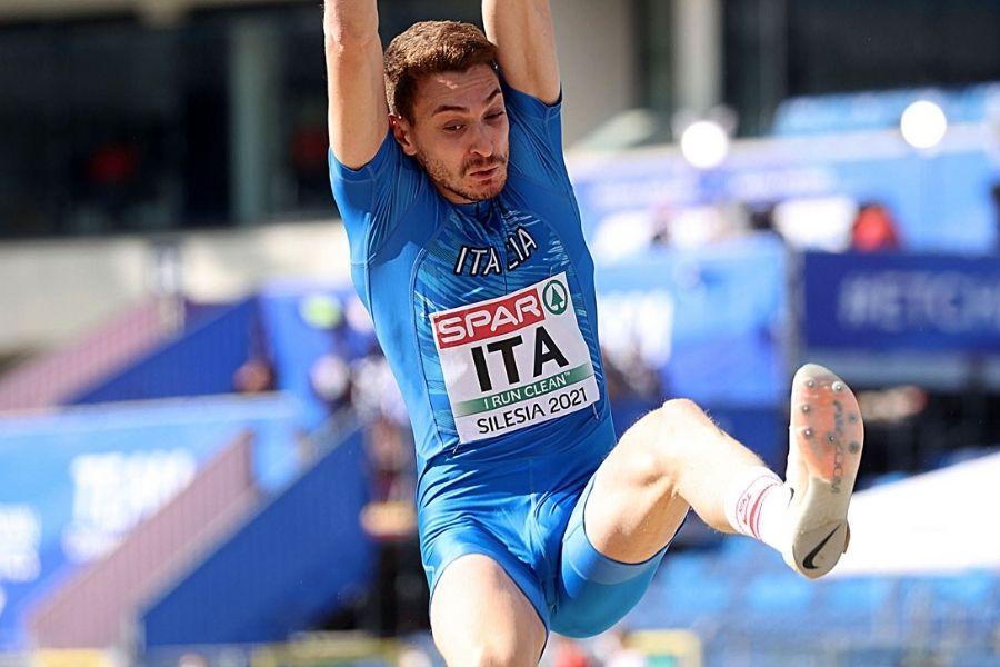 Filippo Randazzo (foto Colombo/FIDAL)