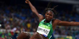 Ese Brume (foto World Athletics)