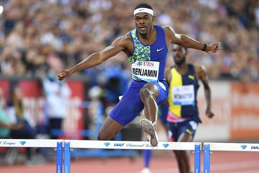 Rai Benjamin (foto World Athletics)