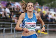 Laura Pellicoro (foto FIDAL)