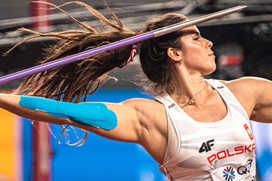 Maria Andrejczyk (foto Olympic Games)