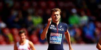 Christophe Lemaitre (foto World Athletics)