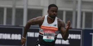 Trayvon Bromell (foto Olympic Channel)