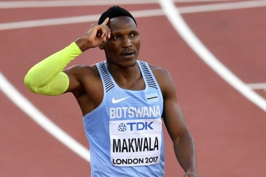 Isaac Makwala (foto world athletics)