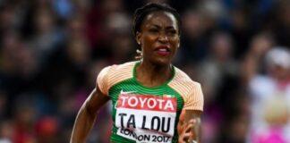 Marie-Josée Ta Lou (foto World Athletics)